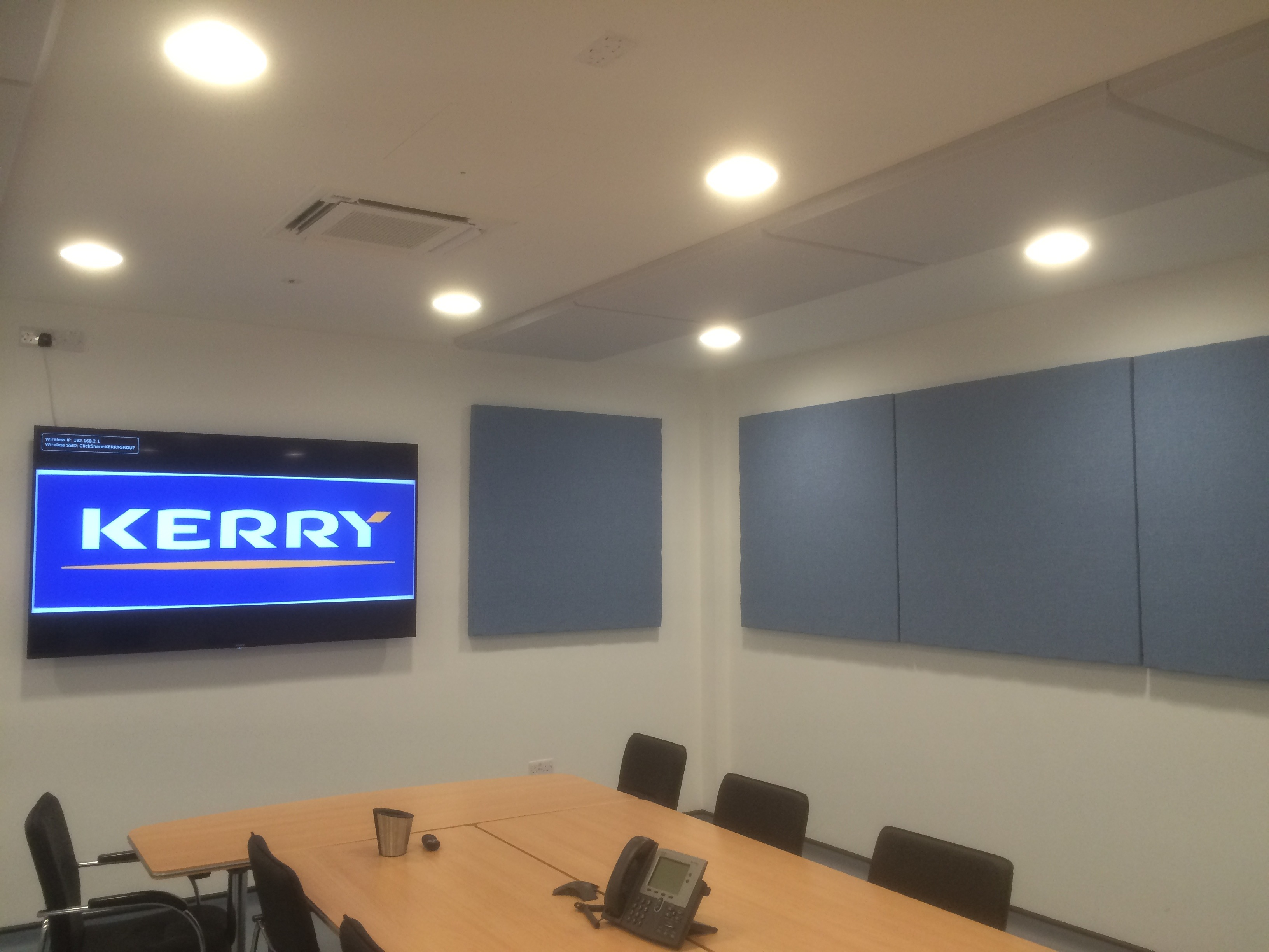 Kerry Group Boardroom 2