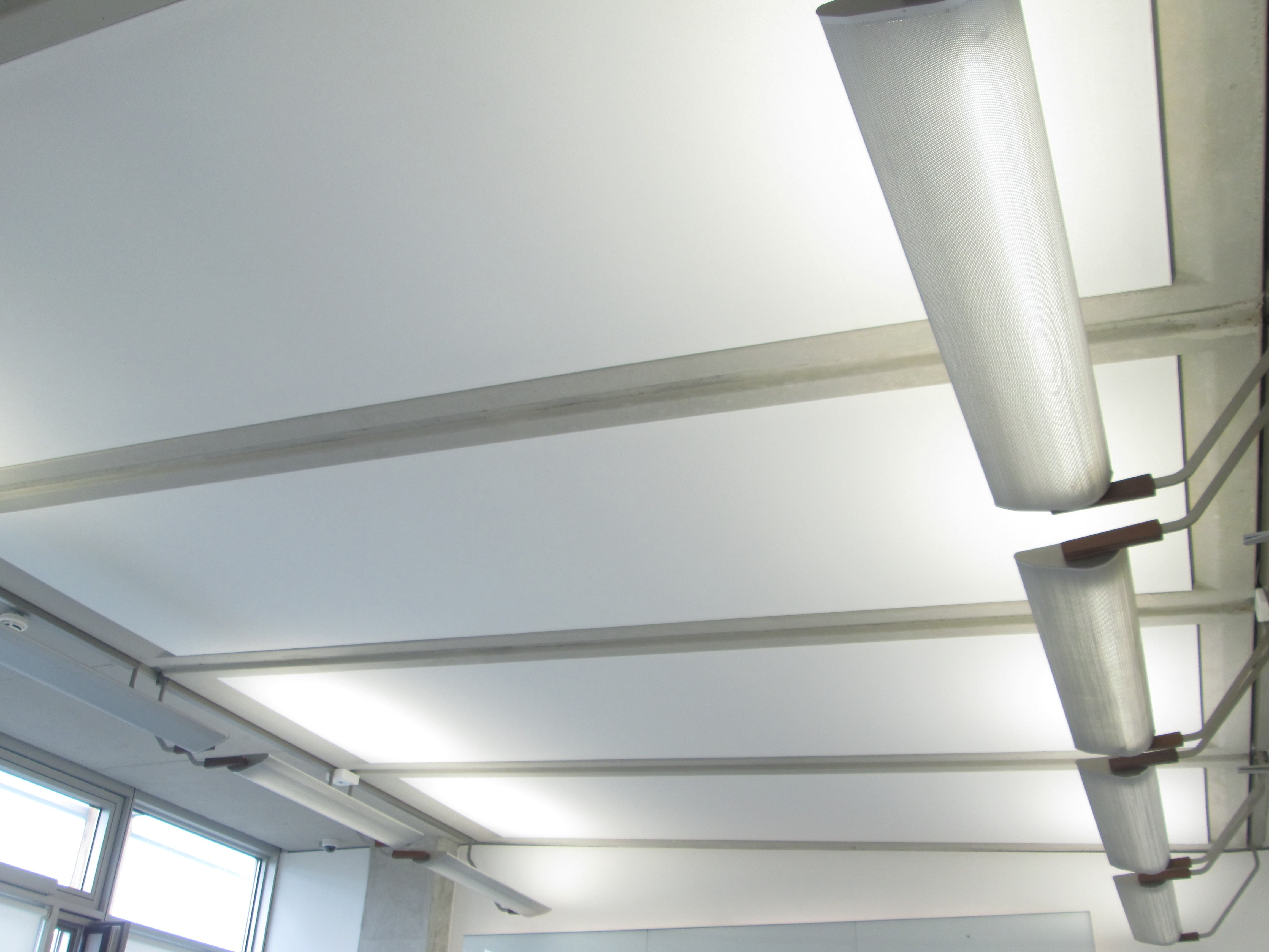 WIPRO Reception Ceiling Panels 2